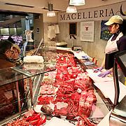 Banco di carni fresce macelleria Eataly