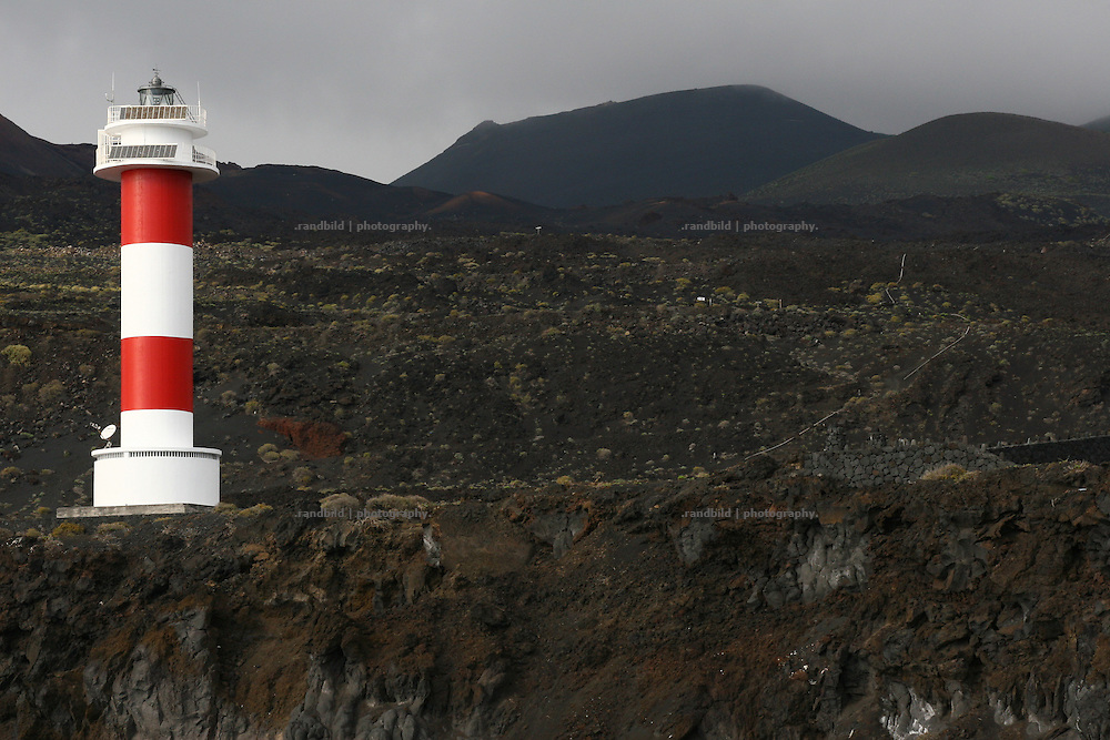 La Palma, Kanarische Inseln, Vulkanisch aktive Region, Vulkanberge