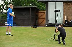- Photo mandatory by-line: Neil Brookman/JMP - Mobile: 07966 386802 - 02/07/2015 - SPORT - Football - Bristol - Friends Life Training Ground - Bristol Rovers Pre-Season Training