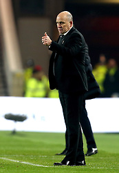 Hull City manager Mike Phelan gives a thumbs up - Mandatory by-line: Robbie Stephenson/JMP - 05/12/2016 - FOOTBALL - Riverside Stadium - Middlesbrough, England - Middlesbrough v Hull City - Premier League