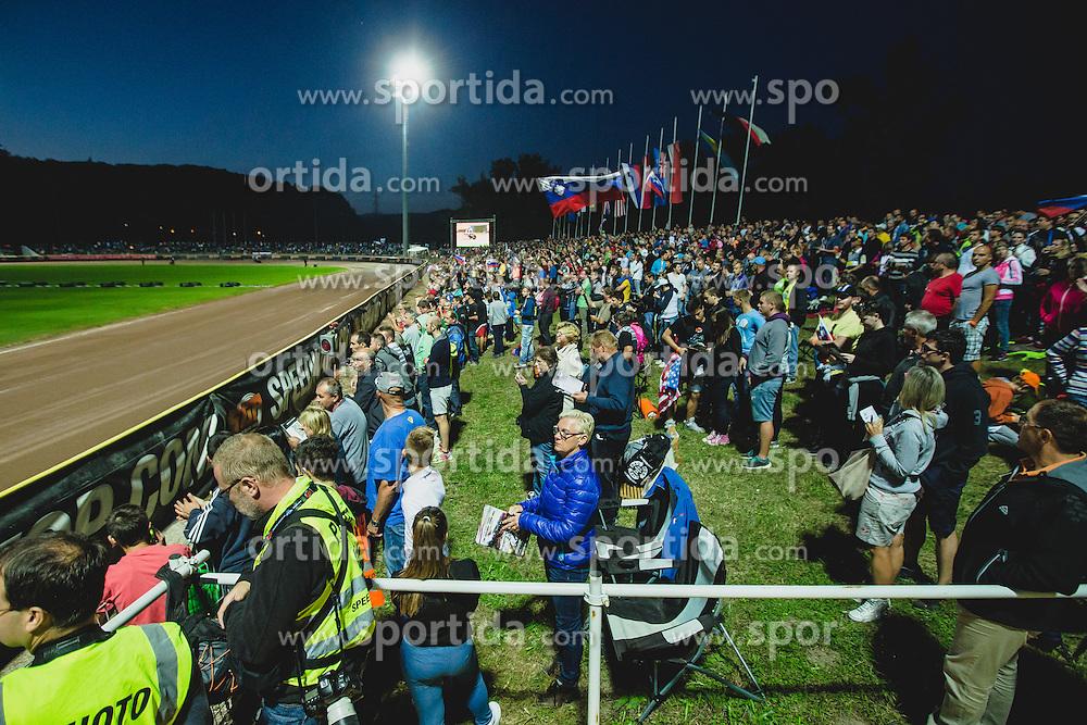 Mitas Slovenian FIM Speedway Grand Prix World Cup, Krsko, on 9. September, 2015, in Sports park Krsko, Slovenia. Photo by Grega Valancic / Sportida