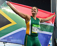 18 August - Athletics- Evening session