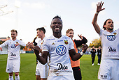 Sirius FK v Östersunds FK 22 september Allsvenskan