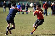 Alexandra-Rugby, John McGlashan College U15 V Dunstan Highschool U15 July 6 2013