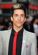 03.JULY.2012. LONDON<br /> <br /> RUSSELL KANE ATTENDS THE UK PREMIERE OF KATY PERRY PART OF ME 3D AT THE EMPIRE CINEMA, LEICESTER SQUARE.<br /> <br /> BYLINE: EDBIMAGEARCHIVE.CO.UK<br /> <br /> *THIS IMAGE IS STRICTLY FOR UK NEWSPAPERS AND MAGAZINES ONLY*<br /> *FOR WORLD WIDE SALES AND WEB USE PLEASE CONTACT EDBIMAGEARCHIVE - 0208 954 5968*