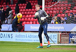 Bristol Rovers Joe Lumley - Mandatory by-line: Alex James/JMP - 21/01/2017 - FOOTBALL - Banks's Stadium - Walsall, England - Walsall v Bristol Rovers - Sky Bet League One