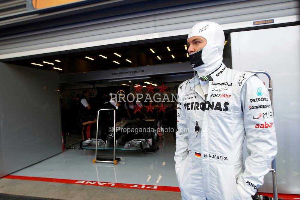 Motorsports / Formula 1: World Championship 2010, GP of Belgium, 04 Nico Rosberg (GER, Mercedes GP Petronas),