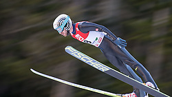 19.12.2014, Nordische Arena, Ramsau, AUT, FIS Nordische Kombination Weltcup, Skisprung, PCR, im Bild Nicolas Martin (FRA) // during Ski Jumping of FIS Nordic Combined World Cup, at the Nordic Arena in Ramsau, Austria on 2014/12/19. EXPA Pictures © 2014, EXPA/ JFK