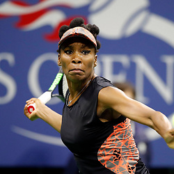 Venus Williams of United States during day 11 of the Us Open 2017 at USTA Billie Jean King National Tennis Center on September 7, 2017 in New York City. (Photo by Marek Janikowski/Icon Sport)