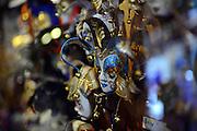 Carnival mask shop in Venice, Italy