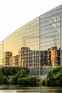 Europa Parlament, Frankreich, Elsass, Strasbourg