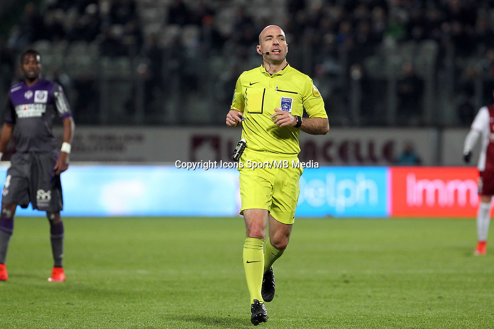 Bartolomeu VARELA  - 04.04.2015 - Metz / Toulouse - 31eme journee de Ligue 1 <br />