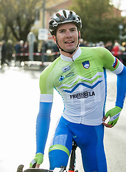 POLANC Jan (SLO) of Slovenian National Team during the UCI Class 1.2 professional race 4th Grand Prix Izola, on February 26, 2017 in Izola / Isola, Slovenia. Photo by Vid Ponikvar / Sportida