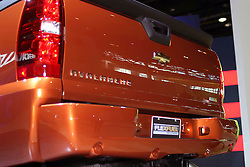 09 February 2006:  2007 Chevrolet Avalanche.....Chicago Automobile Trade Association, Chicago Auto Show, McCormick Place, Chicago IL