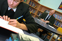 Barking Abbey School<br />