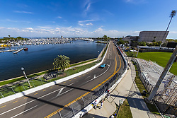March 8, 2019 - St. Petersburg, Florida, U.S. - MAX CHILTON (59) of England goes through the turns during practice for the Firestone Grand Prix of St. Petersburg at Temporary Waterfront Street Course in St. Petersburg, Florida. (Credit Image: © Walter G Arce Sr Asp Inc/ASP)