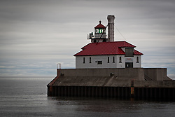 Duluth Harbor Signal House