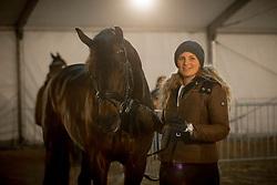 Reimer Jennifer, GER, Daiqiri Royal<br /> Jumping Mechelen 2017<br /> © Sharon Vandeput<br /> 26/12/17