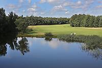 GEIJSTEREN - Hole 16 van Golf- en Countryclub Geijsteren. FOTO KOEN SUYK