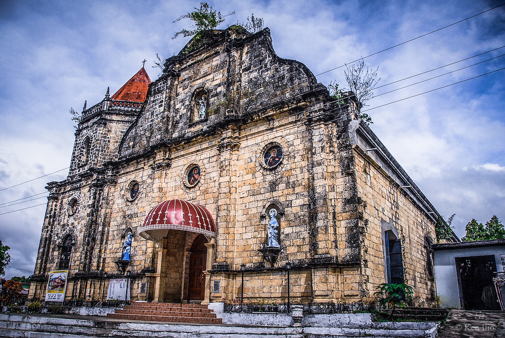 St. John the Baptist Church, Dingle, Iloilo