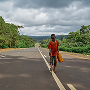 Ethiopa - Kenya (Lives and Roads)