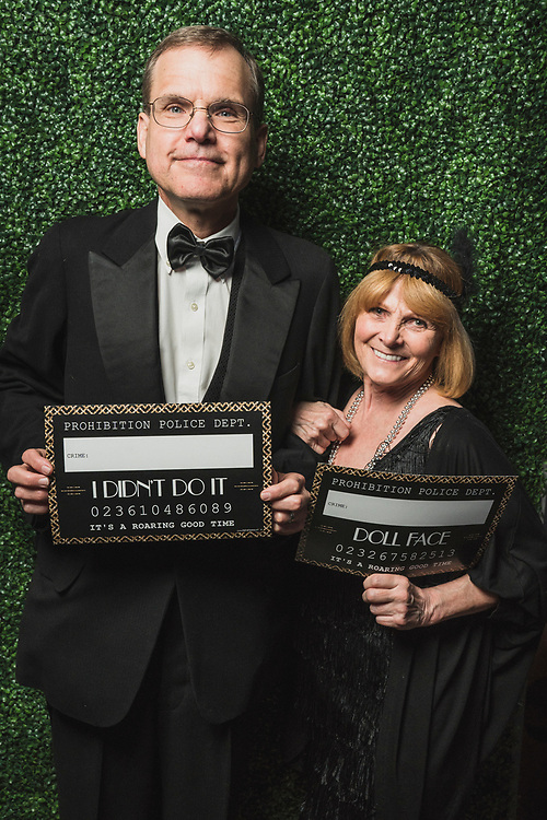 2018 Barrister's Ball, Church and State.