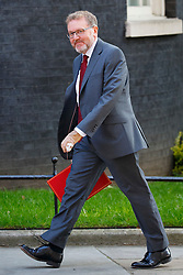 © Licensed to London News Pictures. 17/05/2016. London, UK. Scottish Secretary DAVID MUNDELL attending a cabinet meeting in Downing Street on Tuesday, 17 May 2016. Photo credit: Tolga Akmen/LNP