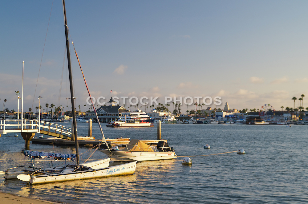 Newport Beach Balboa Village