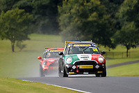 #176 Carlito Miracco Mini Cooper S during the MINI Challenge - Cooper S, Cooper & Open at Oulton Park, Little Budworth, Cheshire, United Kingdom. August 20 2016. World Copyright Peter Taylor/PSP.
