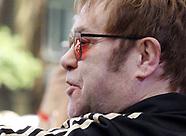 Elton John in Kiev - 29 May 2018