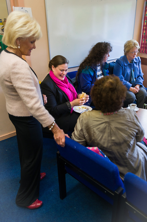 Waverley Housing Association 25th anniversary day, held at the new headquarters , in Hawick. The AGM, that took place in the eveing, was held at the Burnfoot Community Centre.
