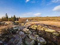 Morning at Þingvellir