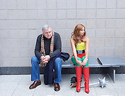 London Super Comic Convention <br /> at ExCel London, Great Britain <br /> 20th February 2016 <br /> <br /> Convention delegates wearing super hero costumes <br /> <br /> <br /> Photograph by Elliott Franks <br /> Image licensed to Elliott Franks Photography Services