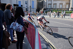 Rozanne Slik - Stage 5 of the OVO Energy Women's Tour - a 88.2 km road race, starting and finishing in London on June 11, 2017, in the United Kingdom. (Photo by Sean Robinson/Velofocus.com)