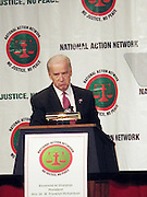 Vice-President Joe Biden at The 11th National Conference of The National Action Network held at The Sheraton on April 3, 2009 in New York City.