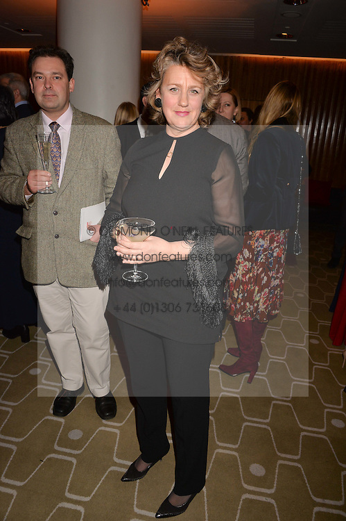 Princess Catherine Galitzine at the Gift of Life held at The Royal Festival Hall on South Bank, London England. 14 January 2017.