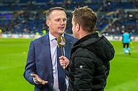 LYON - 23-02-2017, Olympique Lyon - AZ, Parc Olympique Lyonnais Stadion, AZ trainer John van den Brom