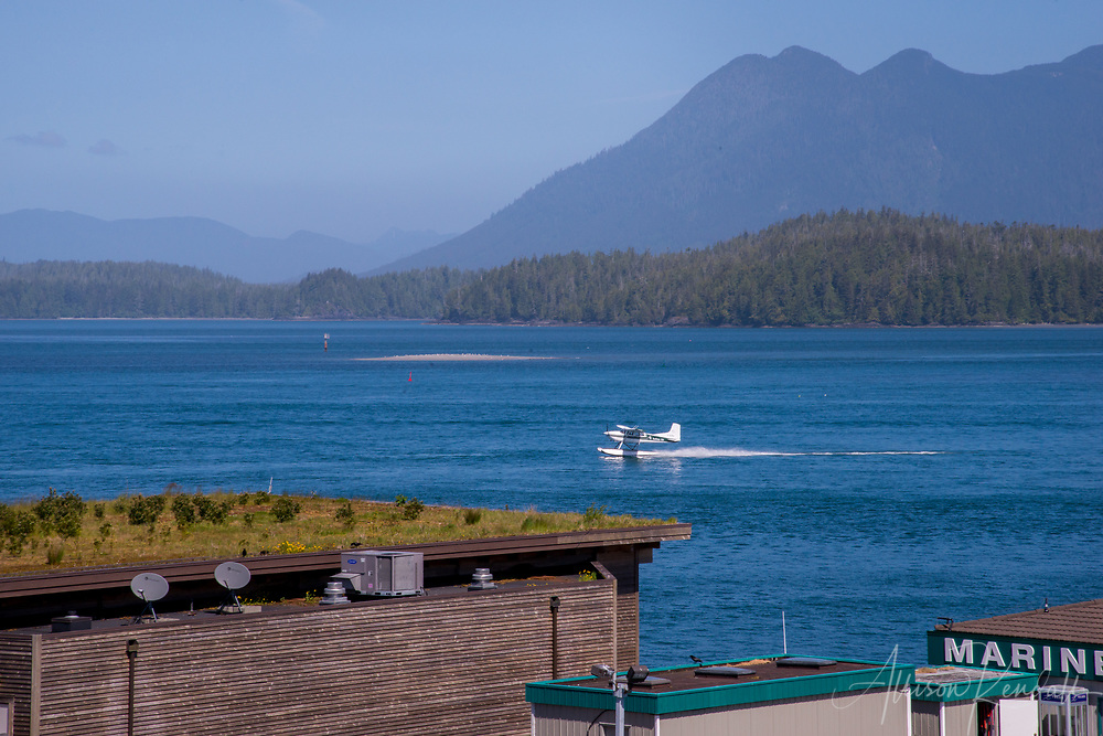 Scenes and details from Tofino, British Columbia