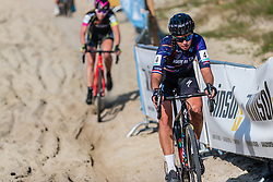 Nikki BRAMMEIER (GBR) during the Women Elite race at the 2018 Telenet Superprestige Cyclo-cross #1 Gieten, UCI Class 1, Gieten, Drenthe, The Netherlands, 14 October 2018. Photo by Pim Nijland / PelotonPhotos.com | All photos usage must carry mandatory copyright credit (Peloton Photos | Pim Nijland)