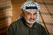 Susiya resident Mohammed Nawaja worries about his grandchildren's future in a village that has been demolished four times in the last thee decades.