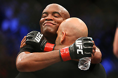 January 31, 2015: UFC 183 Silva vs Diaz