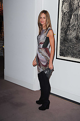 TRINNY WOODALL at the Krug Mindshare auction held at Sotheby's, New Bond Street, London on 1st November 2010.