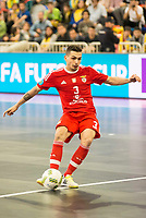 Benfica's Bruno Coelho during UEFA Futsal Cup 2015/2016 3º/4º place match. April 22,2016. (ALTERPHOTOS/Acero)