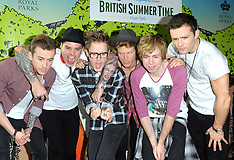 DEC 09 2013 McFly & Busted Collaboration