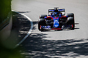 June 7-11, 2018: Canadian Grand Prix. Brendon Hartley (NZ), Scuderia Toro Rosso Honda, STR13