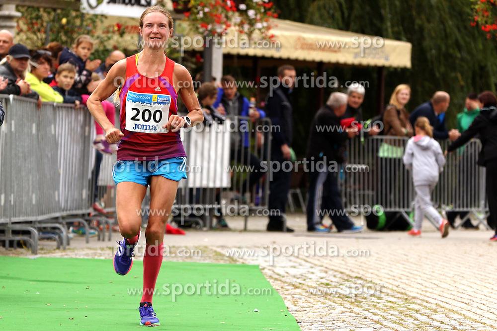 Neza Mravlje at 3rd Marathon of Slovenske Konjice 2015 on September 27, 2015 in Slovenske Konjice, Slovenia. Photo by Urban Urbanc / Sportida
