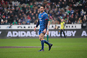 Geoffrey Palis (FRA) desapointed during the NatWest 6 Nations 2018 rugby union match between France and Ireland on February 3, 2018 at Stade de France in Saint-Denis, France - Photo Stephane Allaman / ProSportsImages / DPPI