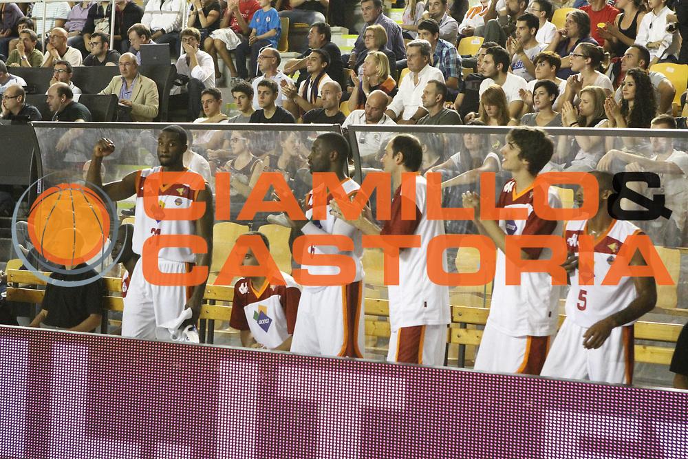 DESCRIZIONE : Roma Lega A 2012-13 Virtus Roma chebolletta Cantu<br /> GIOCATORE : team<br /> CATEGORIA : esultanza<br /> SQUADRA : Virtus Roma<br /> EVENTO : Campionato Lega A 2012-2013 <br /> GARA : Virtus Roma chebolletta Cantu<br /> DATA : 07/10/2012<br /> SPORT : Pallacanestro <br /> AUTORE : Agenzia Ciamillo-Castoria/M.Simoni<br /> Galleria : Lega Basket A 2012-2013  <br /> Fotonotizia : Roma Lega A 2012-13 Virtus Roma chebolletta Cantu<br /> Predefinita :