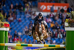 Wathelet Gregory, BEL, Melia de Regor<br /> CHIO Aachen 2019<br /> Weltfest des Pferdesports<br /> <br /> © Hippo Foto - Dirk Caremans<br /> Wathelet Gregory, BEL, Melia de Regor