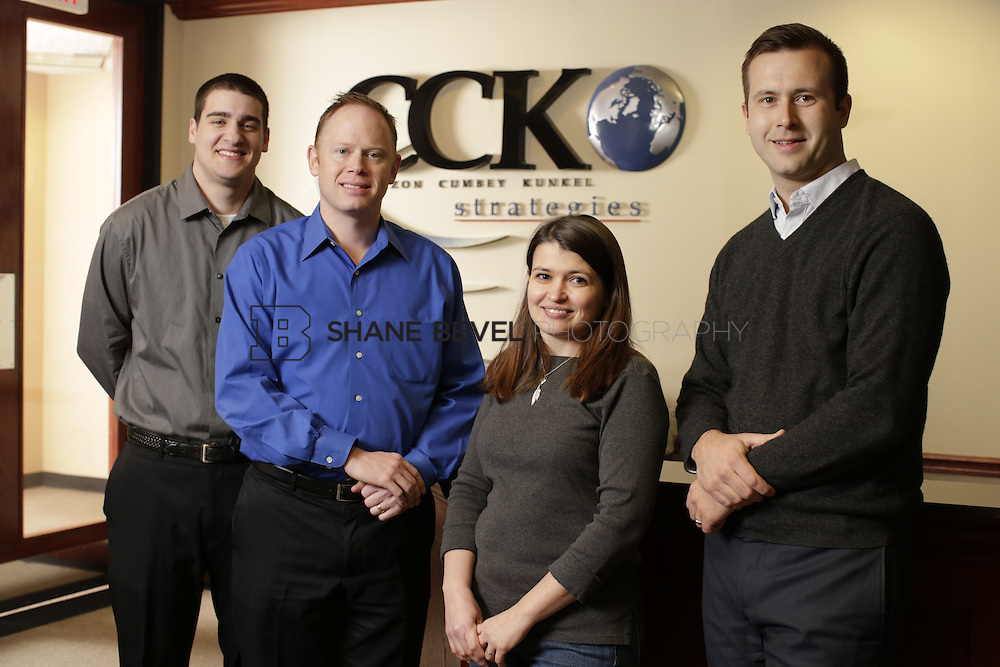 1/7/15 12:33:40 PM --- CCK Group and Partner Portraits.<br /> <br /> Photo by Shane Bevel